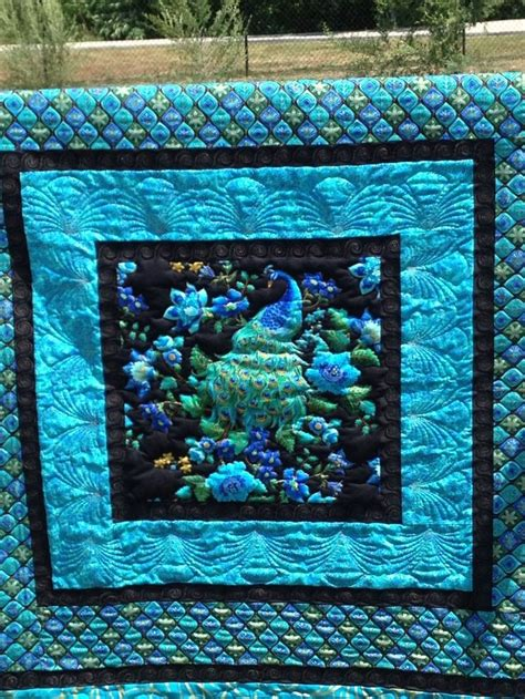 peacock quilt pattern 17 best images about peacock themed bedroom on