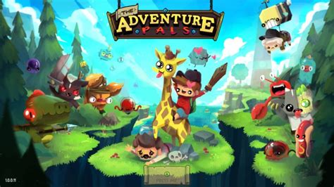 adventure pals pure platforming goodness