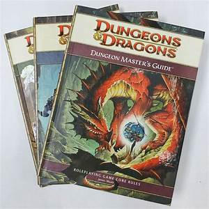 Dungeons  U0026 Dragons 4e
