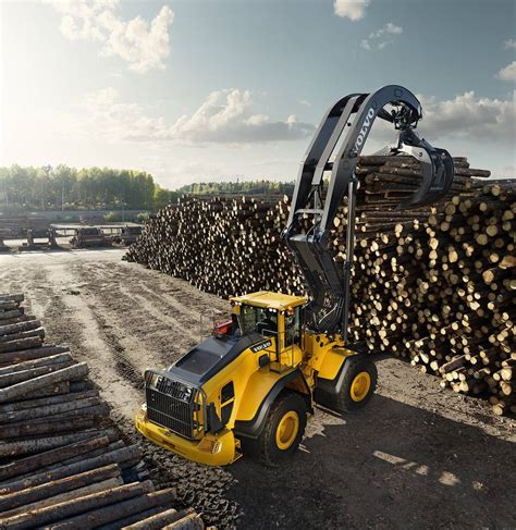 volvo construction equipment helping  shape  future