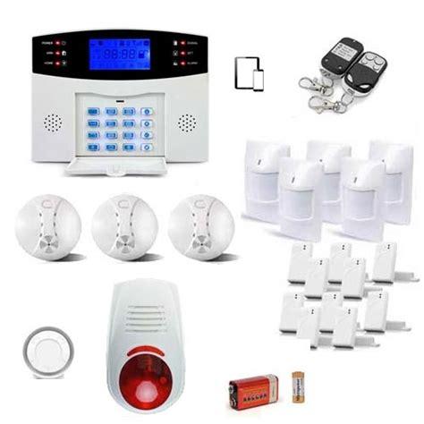 alarme maison sans fil gsm 99 zones xxxl box toutes