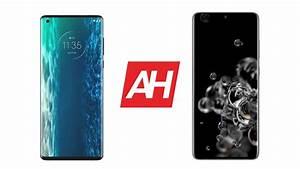 Phone Comparisons  Motorola Edge  Vs Samsung Galaxy S20 Ultra