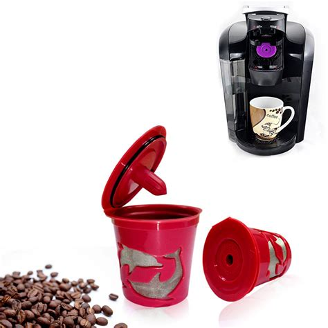 Previously, the reusable nespresso pods were limited to only the original line nespresso machines, but sealpod even sells reusable units for keurig and dolce gusto machines. Keurig 2.0 K-cups K-Carafe Refillable Reusable K-cup ...