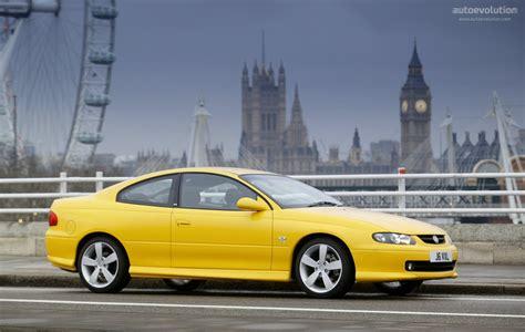 Vauxhall Monaro 2001 2002 2003 2004 2005 2006 2007