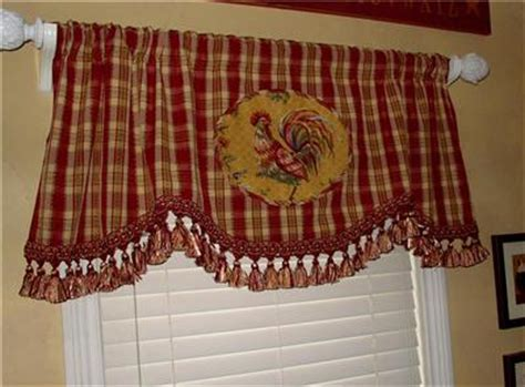 chicken decor curtains and tableclothes rooster curtains