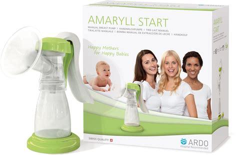 Ardo Amaryll Start Manual Breast Pump Review