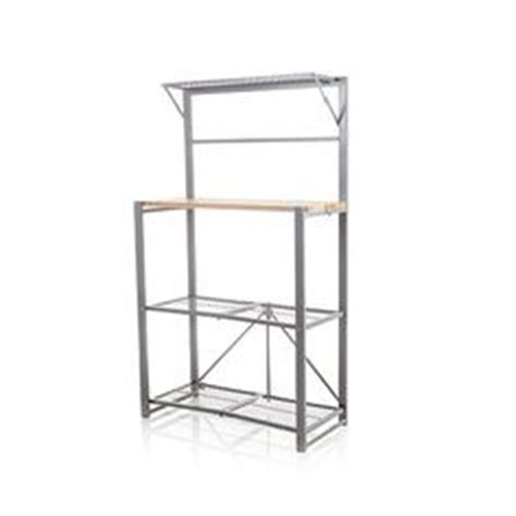 shop origami  purpose kitchen  bakers rack read