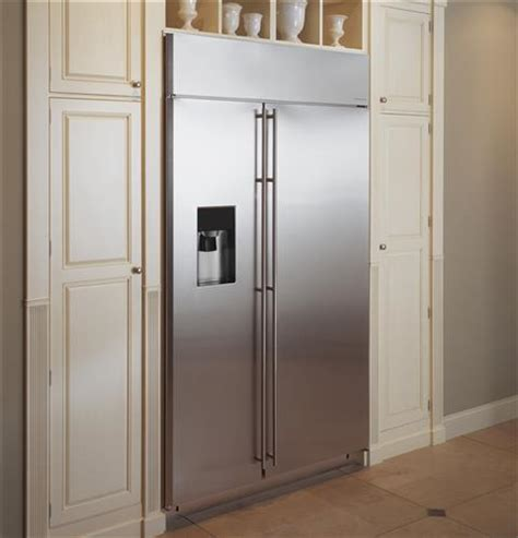 zissdkss monogram  built  side  side refrigerator  dispenser monogramca