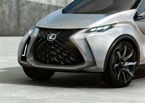 The Lexus Lf Sa Subcompact Concept Is A Pocketful Of Funk