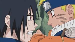 Naruto vs Sasuke – Parting – Naruto Shippuden 260 | Daily ...