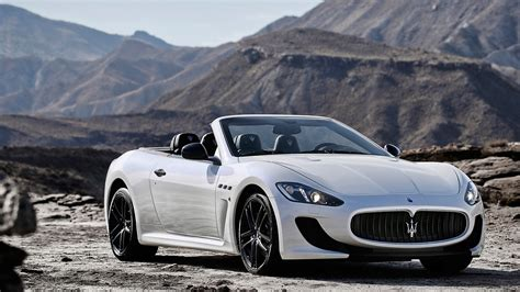 Maserati Grancabrio Mc 2014 Wallpaper