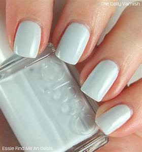 Essie Find Me An Oasis – The Daily Varnish