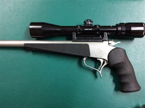 thompson contender  pistol young guns registered firearms dealer northern ireland uk