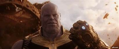 Thanos Meme Iron Infinity War Avengers Punches