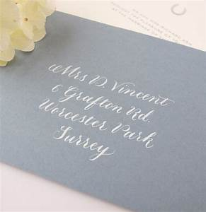 embellish your wedding invitations with calligraphy at With modern calligraphy wedding invitations uk