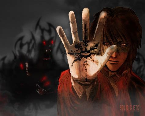 Evil Anime Wallpaper - hellsing wallpaper and background image 1280x1024 id