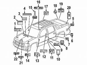 2012 Chevrolet Avalanche Parts