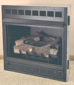 Desa Fireplace Logs - westerly series comfort glow fireplaces cgefp33nrb
