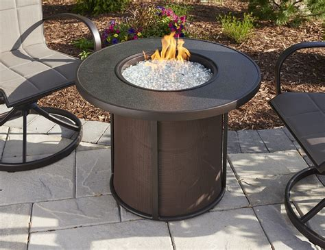stonefire 32 inch pit table w burner cover