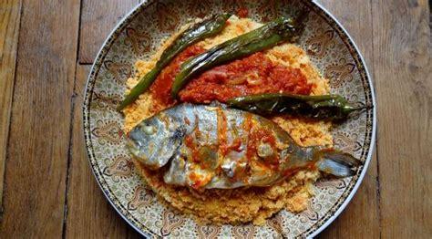 cuisiner un couscous couscous au poisson de sfax tunisie la tendresse en