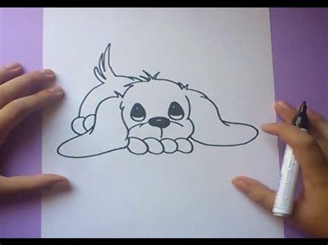 como dibujar  perro paso  paso    draw  dog