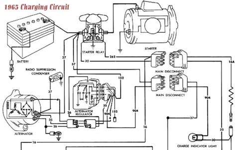 65 Mustang Engine Diagram by 65 Alt Wiring Question Page1 Mustang Monthly Forums At