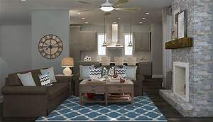 Modern rustic living room design for Living room ideas and designs