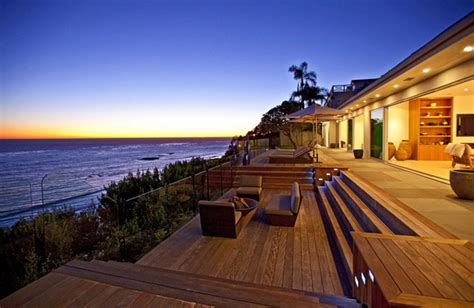 waterfront vacation home plans oceanfront luxury home