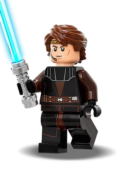 anakin skywalker lego star wars characters