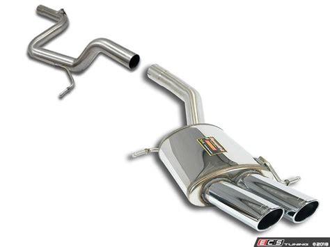 Supersprint 889027kt1 25 Cat Back Exhaust System