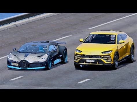 While sports car manufacturers like ferrari and porsche produce several models that range from $250,000 to $500,000 in cost, bugatti only offers one car model but it is a super car that is roughly twice as powerful and costs about $1.4 million. Bugatti Divo Vs Lamborghini Veneno - Supercars Gallery