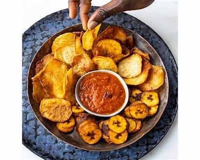 Cuisine African West Fufu Rice Jollof Restaurant