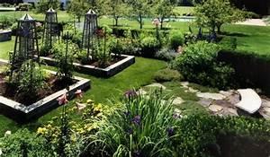 Aménagement Jardin Extérieur : am nagement paysager des id es et des conseils utiles ~ Preciouscoupons.com Idées de Décoration