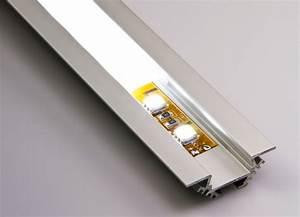 Led Strip Profil : klus 00155 pac alu stos alu triada series standard frosted lens led profile housings ~ Buech-reservation.com Haus und Dekorationen