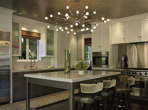 chandeliers for kitchen islands metal kitchen cabinets contemporary kitchen toth 5223