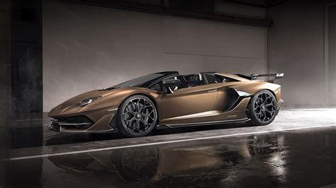 2020 Lamborghini Svj by 2020 Lamborghini Aventador Svj Roadster Wallpapers Hd