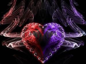 Red and Purple Wallpaper - WallpaperSafari