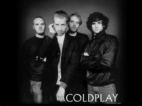 Coldplay The Band In Black Wallpapers And Images