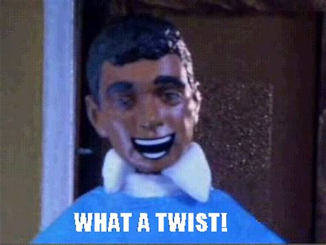 What A Twist Meme - peter parker s dad lives in alternate amazing spider man 2 ending lq