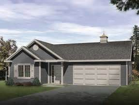 one level homes plan w2225sl one story garage apartment e architectural design