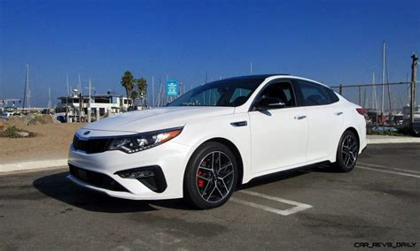 kia optima sx turbo road test review  ben lewis