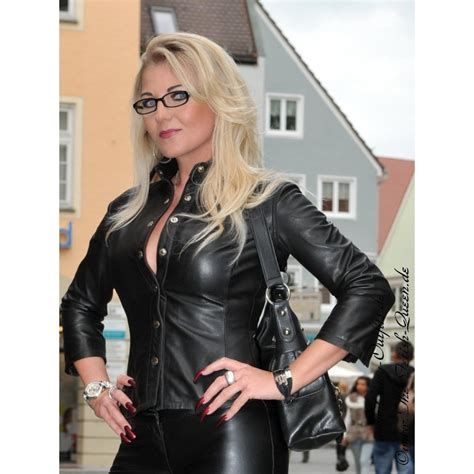 leather blouse ds  crazy outfits webshop