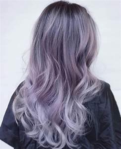 The Prettiest Pastel Purple Hair Ideas