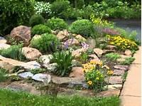 garden design ideas Four Easy Rock Garden Design Ideas with Pictures - Interior Decorating Colors - Interior ...
