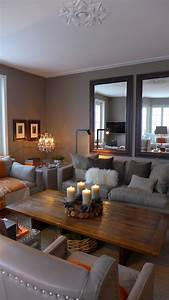 279 best images about taupe colour schemes on pinterest for Warm wall colors for living rooms