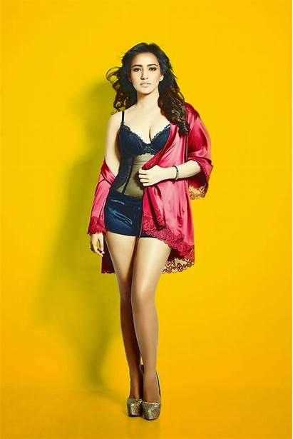 Neha Sharma Fhm Boobs Photoshoot Magazine India