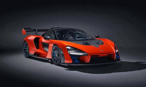 Picture of the Day: The new McLaren Senna is unveiled