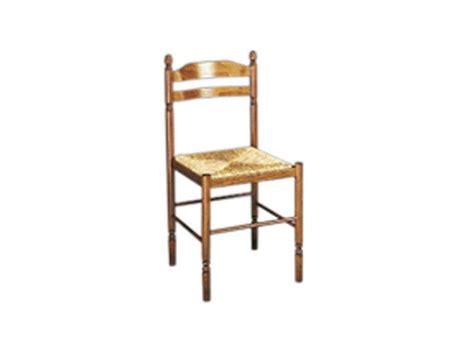 chaise cuisine bois paille chaise en hêtre massif avec assise en paille jeannette