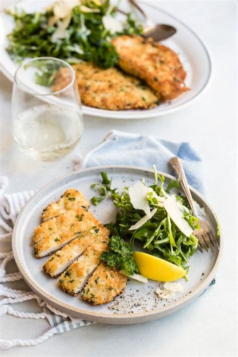 Savory provolone, spinach and shitake mushrooms all stuffed chicken breast, perfectly paired with shaved fennel and arugula greens. Who can resist Chicken Milanese, a crispy chicken cutlet topped with a bright and lemony arugula ...