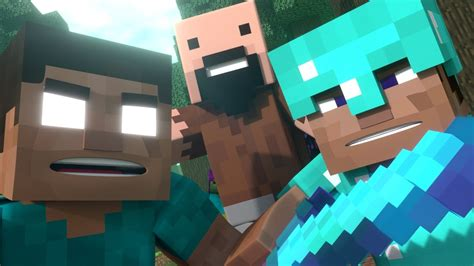 Annoying Villagers 18  Minecraft Animation  Youtube